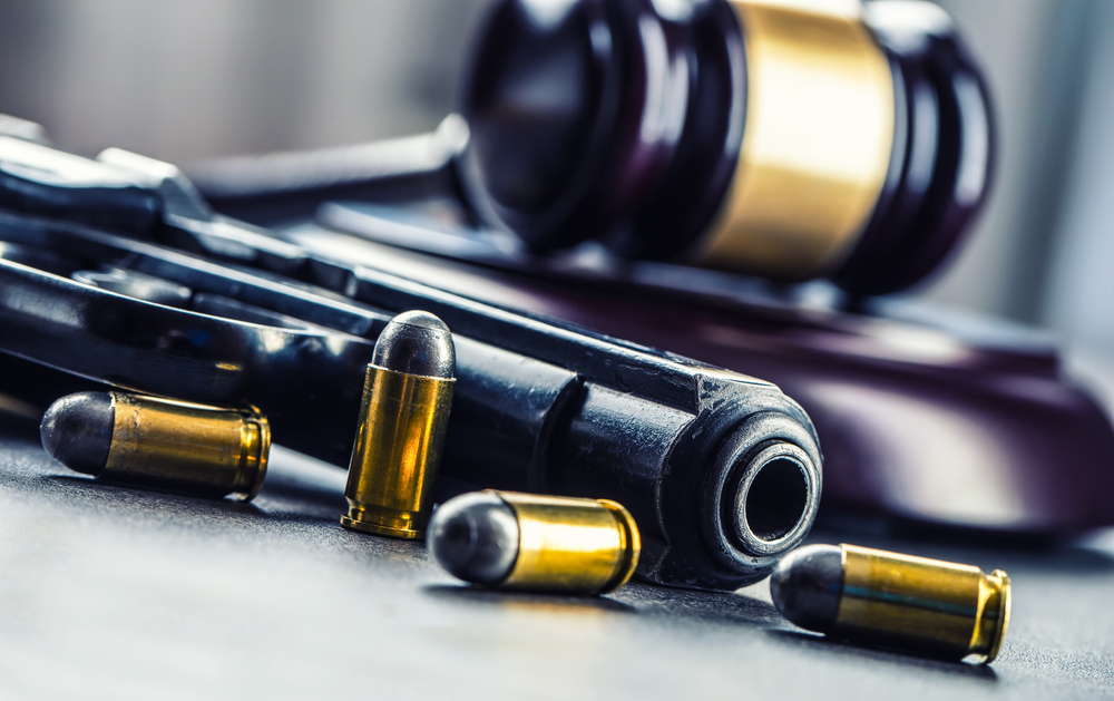 Guns in Courtrooms