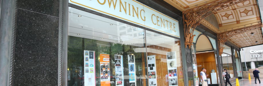 Downing Centre sign