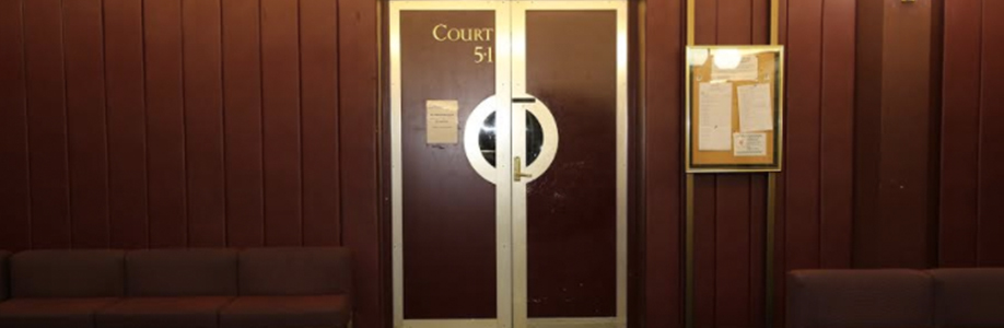 Downing Centre courtroom entrance